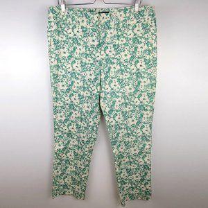 Liberty Art Fabrics Lord & Taylor Floral Pant NWT